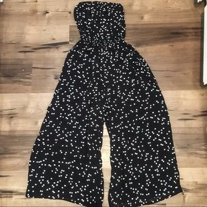 Silence and Noise Jumpsuit / Romper
